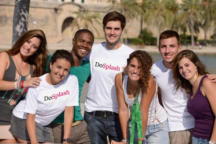 Get targeted traffic from the DoSplash community