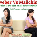 Aweber Vs Mailchimp: How to choose best email marketing software? [Updated]
