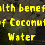 Find out why you should drink coconut water!