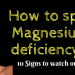 What are the signs and symptoms of Magnesium deficiency?