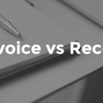 Invoice and receipt: similarities and differences