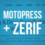 MotoPress Page Builder + Zerif Lite / PRO Integration: How to Do It