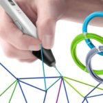 MYNT3D Professional Printing 3D Pen with OLED Display Review and Price