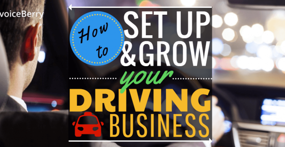 How to start your own driving business