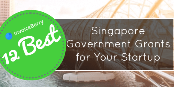 Top 12 Singapore government grants to turn your promising startup into a profitable business