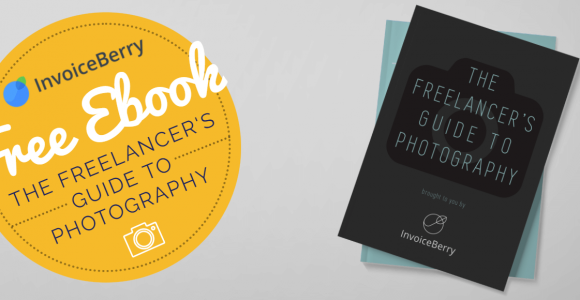 "Get this free ebook ""The Freelancer's Guide to Photography"""