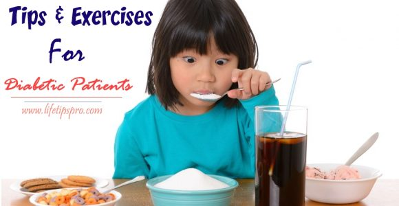 Exercises And Precautions For Diabetes People