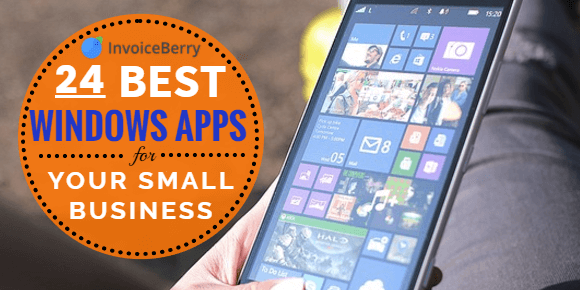 Top 24 Windows Phone apps for small business owners
