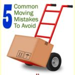 5 Common Moving Mistakes To Avoid Upon Relocation | Aha!NOW