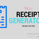 Receipt Makers, Invoice Generators Online For Free With Templates