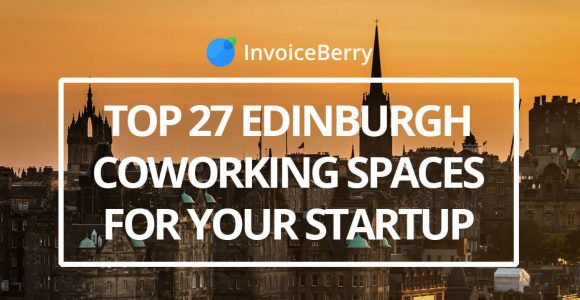 27 best Edinburgh coworking spaces