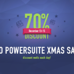 SEO PowerSuite Discount 2016 Xmas Sale – 70% OFF