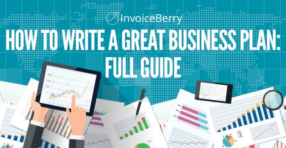 Full guide on how to write a great business plan