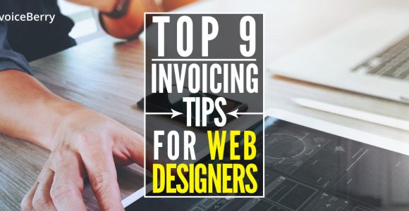 9 helpful invoicing tips for web designers