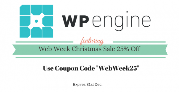 Best Web Hosting Deals From WP Engine: Web Week – CyberNaira