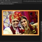 How to Add Wooden Frame To Images in Photoshop