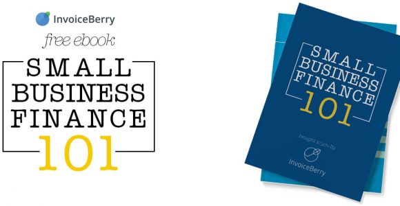 "Free ebook ""Small Business Finance 101"""