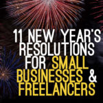 11 New Year's resolutions to make your small business even better