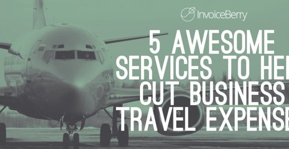 5 services that help cut business travel expenses
