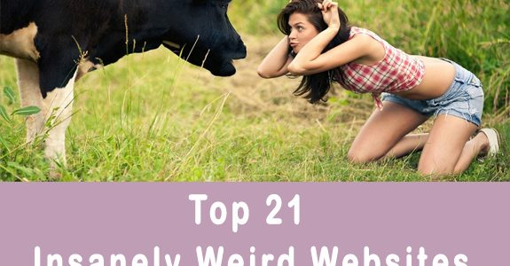 Top 21 Insanely Weird Websites Of 2017
