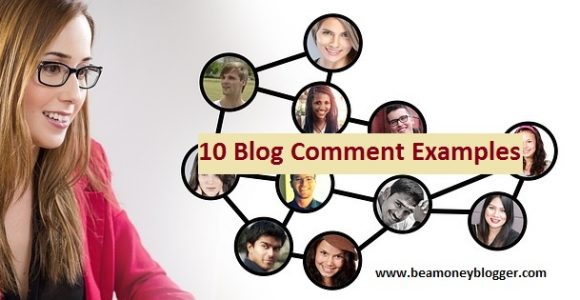 10 specialized blog comment examples to get free traffic