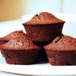 Chocolate-rum-raisins muffins : Mitra's surprise for my birthday