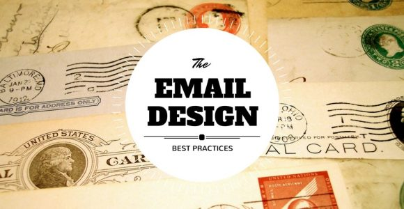 The Email Design Best Practices You Need to Know [Infographic]
