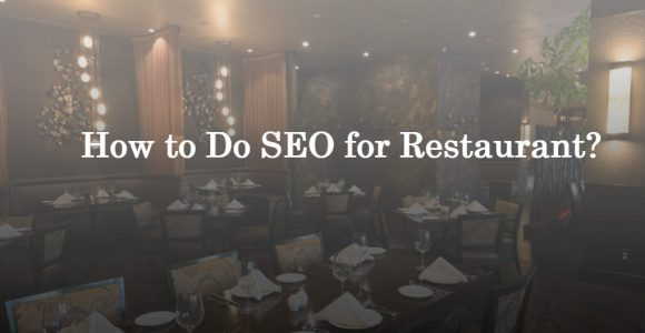 Local SEO Guide for Restaurants
