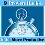How to be more productive in half the time – 9 Hacks you should know | Aha!NOW