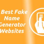 8 Best Fake Name Generator Tools Online (USA & UK)