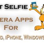 Best Selfie apps to take selfie