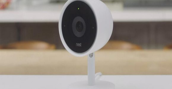 Probably the best security camera Nest CamIQ