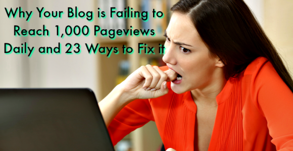 How to Get 1,000 Daily Pageviews on Your Blog | SEJ