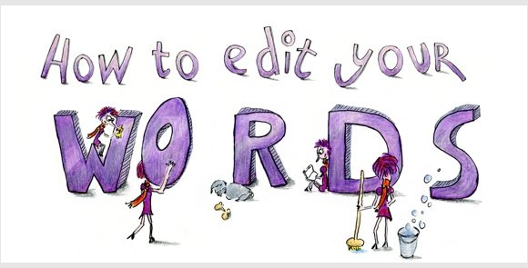 Self-Editing: How to Polish Your Words Until They're Smooth and Shiny