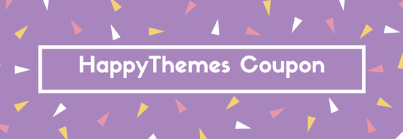 HappyThemes Coupon Code 2017 – Save 75% Now!