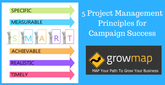 5 Project Management Principles for Campaign Success