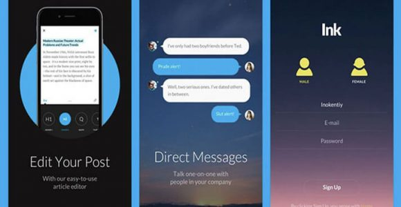70 Responsive Chat UI Designs for Mobile App Designers