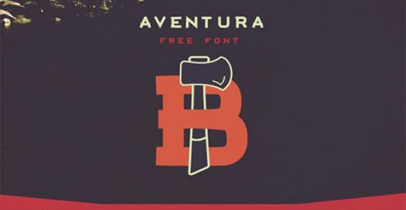 60 Most Popular Geometric Fonts Free Download