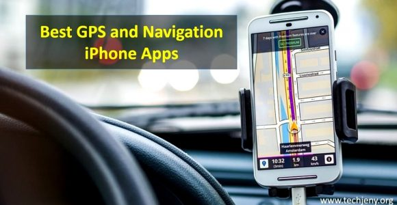 Best GPS Navigation Apps for iPhone in 2017