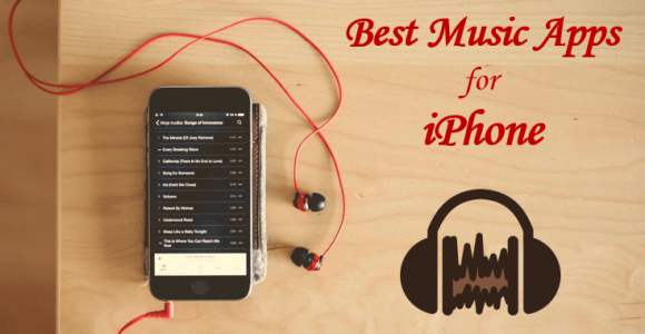 Best Music Apps for your iPhone and iPad