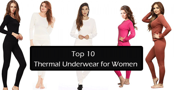 Thermal Underwear for Women for Best Personality