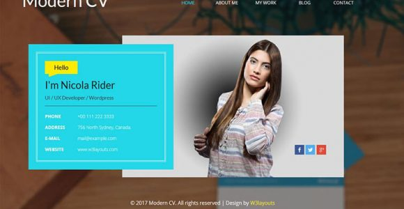 100+ Best Free Responsive HTML5 CSS3 Website Templates 2017