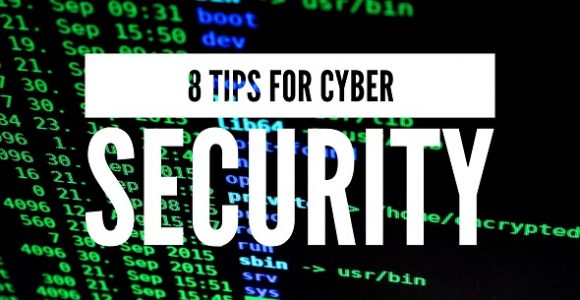 Top Tips For Cyber Security — Adithya Shetty