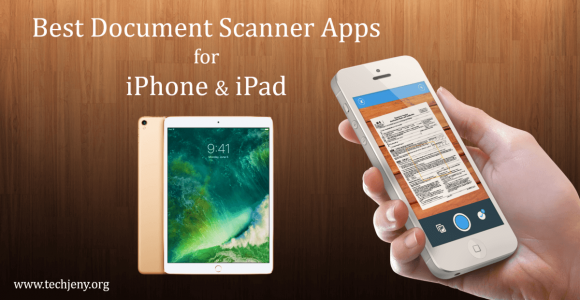 The Best Document Scanner Apps for iPhone and iPad 2017