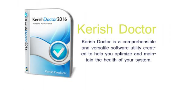 Kerish Doctor Review: Now Maintain Your Windows