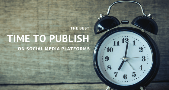 How And When To Publish On Social Media Platforms?