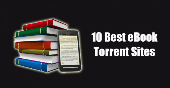 10 Best eBook Torrent Sites