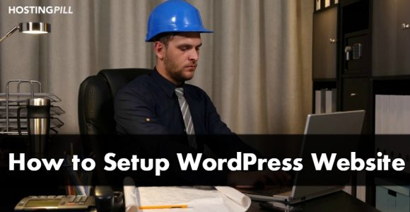 How to Build a WordPress Website from Scratch! (5 SUPER Easy Steps)