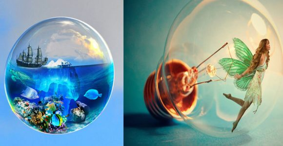 75 Extremely Creative Photos Manipulation Examples
