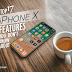 Top 17 New iPhone X Features You Don't Know About, Apple India // iOS11, FaceID, Evo Glass, Portrait Selfies & Much More
